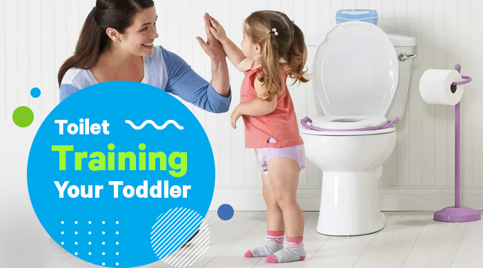 Toilet Training your Toddler
