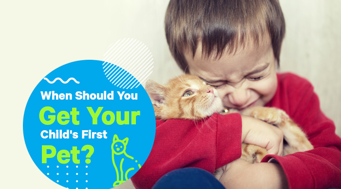 When Should You Get Your Child's First Pet?