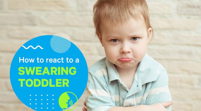 Swearing Toddler