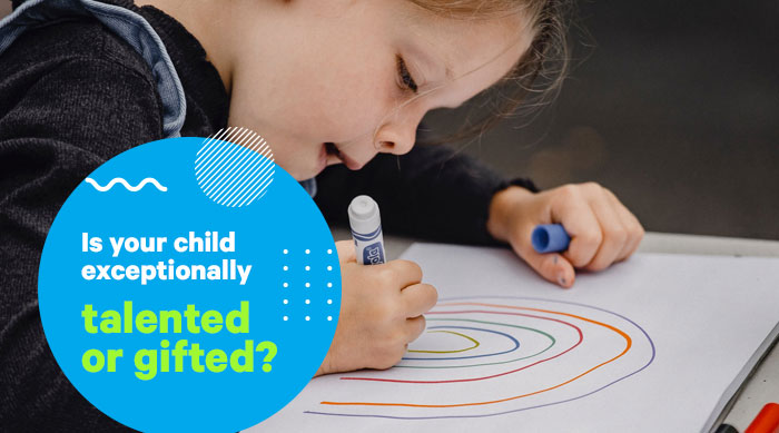 Is Your Child Exceptionally Talented or Gifted?