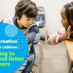 Conversation Skills For Children